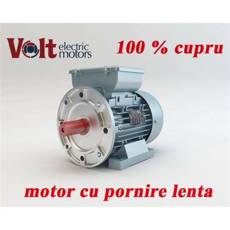 Motoare Trifazice by Motor Electric Monofazic 3kw 1500rpm