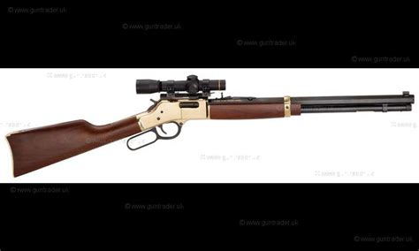 Henry Repeating Arms .44 Magnum H006 Lever Action New