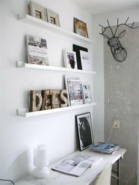 Bücher Wandregal Ikea by Ikea Regale Einrichtungsideen F 252 R Mehr Stauraum Zu Hause
