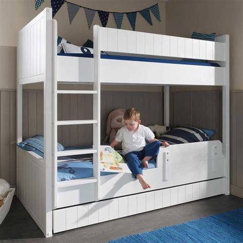 Ikea Kinder Etagenbett by Etagenbett Maggy In Wei 223 Mit Bettschublade Wohnen De