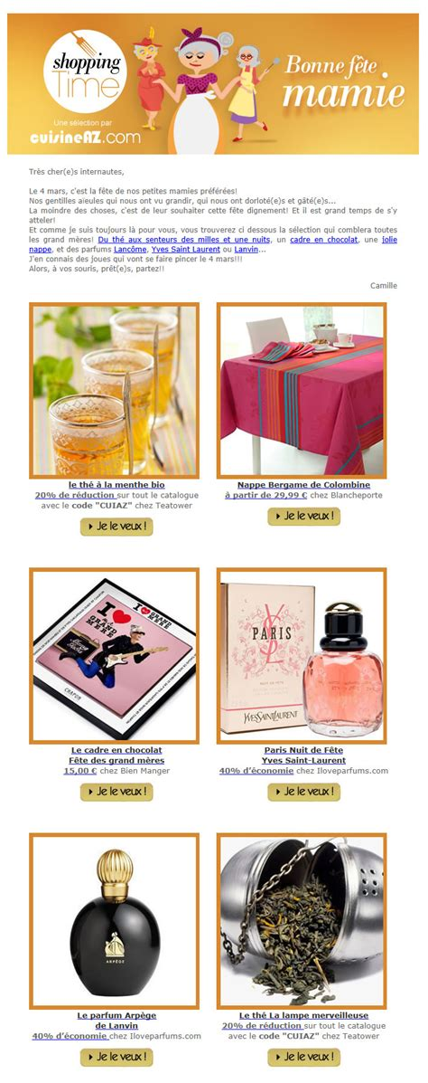 newsletter cuisine galerie de newsletters cuisine az cuisine az 26 02 2012