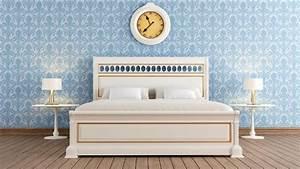 Tapeten Schlafzimmer Landhaus : schlafzimmer tapeten highlights setzen mit der akzentwand ~ Sanjose-hotels-ca.com Haus und Dekorationen