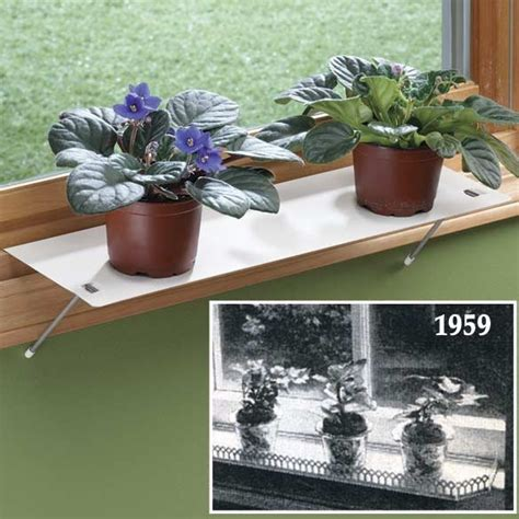Window Ledge Extender by Indoor Window Shelf Plant