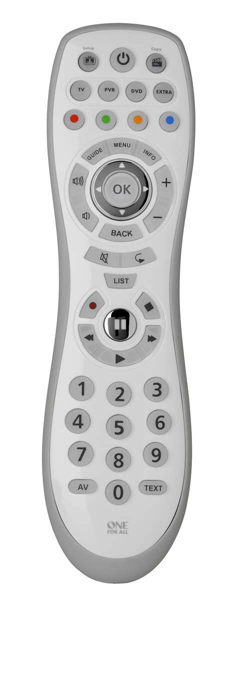 One For All Simple 4 Universal Remote Control (urc6440) Review  Tech Exclusive