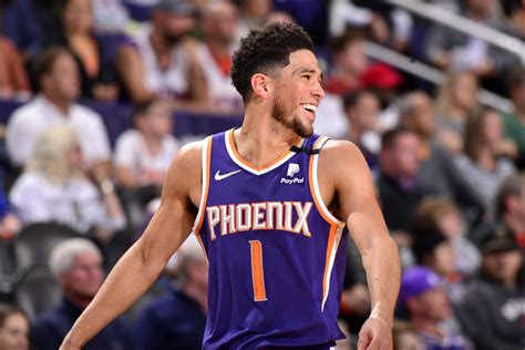 Devin booker was selected as the 13th overall pick by the phoenix suns in the first round of the engagement: NBA legend Shaquille O'Neal issues challenge to Devin ...