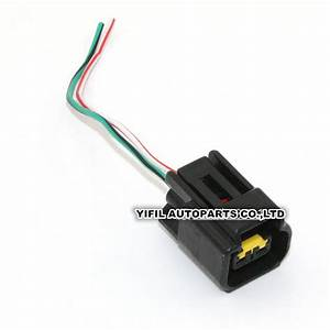 10pcs  Lot 2 Pin  Way Ignition Coil Harness Connector Plug