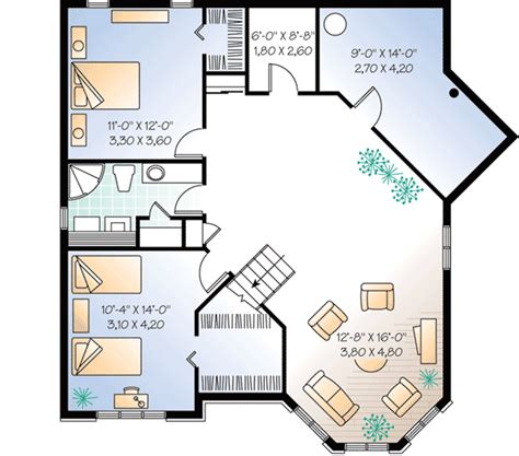 surprisingly affordable home plans affordable house plan in versions 21447dr