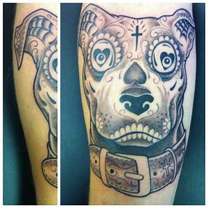 11 Latest Pit Bull Tattoo Designs and Ideas