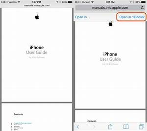 Iphone 6 Manual  Download The Guide To Your New Iphone