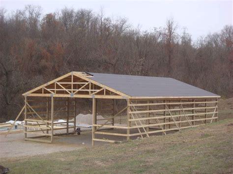 40x60 pole barn plans 25 best barn garage ideas on barn shop pole