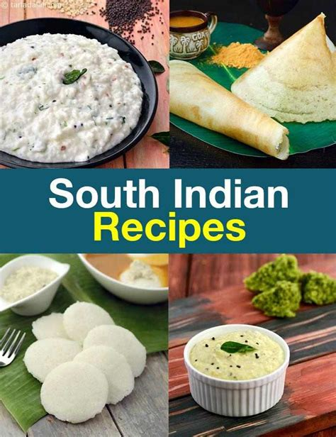 South Indian Recipes, 950 South Indian Dishes, South