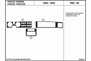Dl Auto U00ae Pontiac Firebird 1984