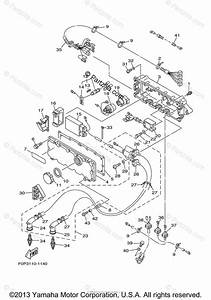 Yamaha Waverunner 2001 Oem Parts Diagram For Electrical