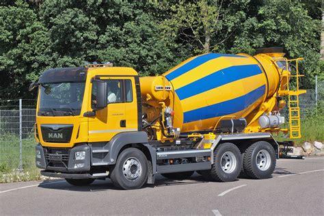 Htm 704 Truck Mixer