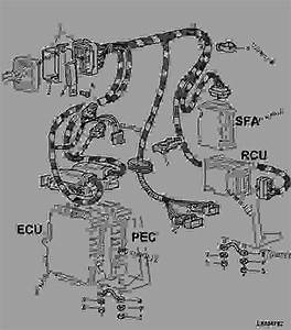 Wiring Harness For Electronic Control Units  Not Autopowr