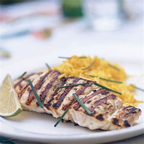 grouper fillets recipes recipe baked fresh margarita fish myrecipes cooking grilled easy myplate rice dishes grill