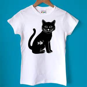 cat shirts cat t shirt by hello dodo notonthehighstreet