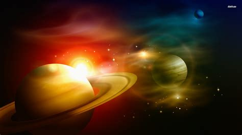 Planet Universe Animated Wallpaper - 3d planets wallpaper hd page 3 pics about space