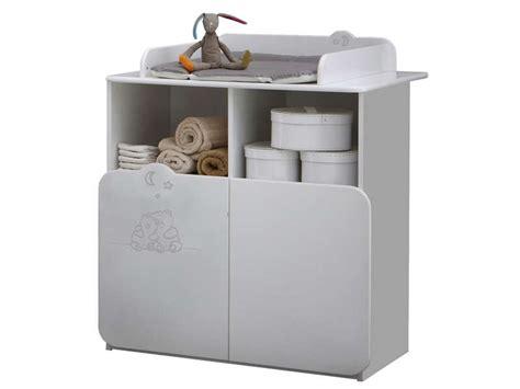 commode 224 langer urso coloris blanc vente de commode table et matelas 224 langer conforama