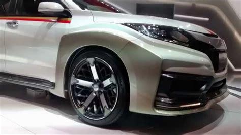 Modifikasi Mobil Hrv Atau Variasi by Harga Dan Spesifikasi Mobil Honda Hrv Indonesia