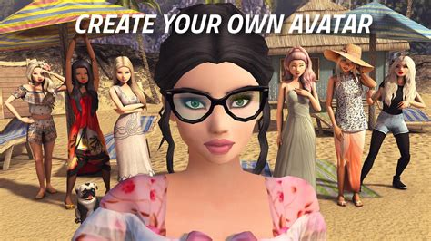 avakin apk 3d gratis apkpure virtual android juego