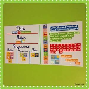 Fabriquer Un Calendrier Perpétuel : diy fabriquer son calendrier perp tuel ~ Melissatoandfro.com Idées de Décoration