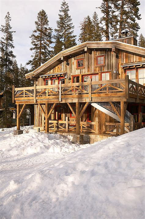 ski barn by robert homeadore