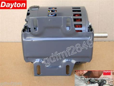 dayton 6k397a commercial capacitor start electric motor 1 2 hp 1725 rpm 115 230v tzsupplies