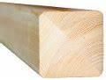 Holzpfosten Mit Nut : holzpfosten genutet premium 9x9cm vorgetrocknet f r sichtschutz ~ Yasmunasinghe.com Haus und Dekorationen