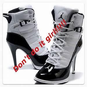Jordan Sneakers With Wedge Heel | Progress Texas