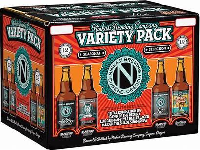 Variety Packs Beer Craft Newbies Pack Ninkasi