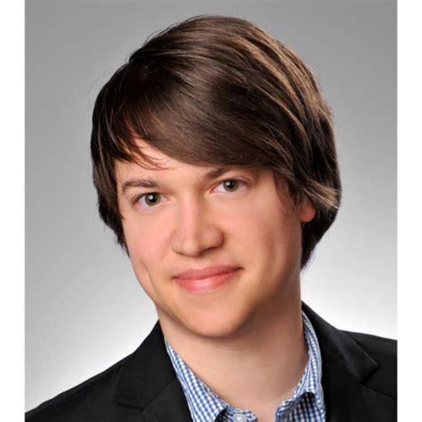 Janosch Hoffmann  Projektmanager  Mosaiques Diagnostics