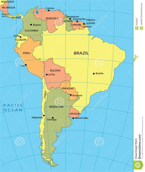 South America Map HD Wallpapers Download Free South