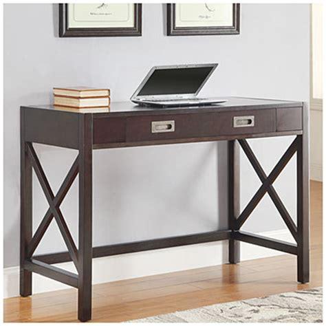 big lots desk 44 quot espresso writing desk big lots