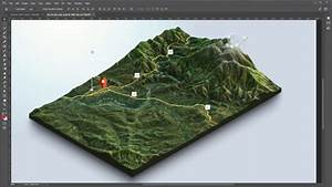From Google Maps And Heightmaps To 3d Terrain