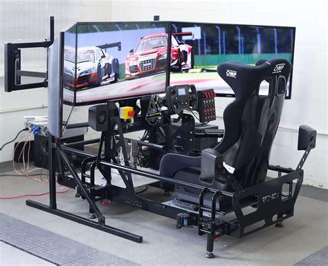 Racing Simulator Turn Key Packages