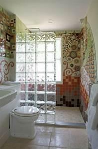 Cloison Brique De Verre : on craque pour des cloisons en briques de verre moving ~ Dailycaller-alerts.com Idées de Décoration
