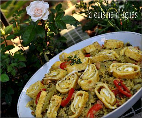 cuisine salade de riz salade de riz complet et lentilles au curry la cuisine d