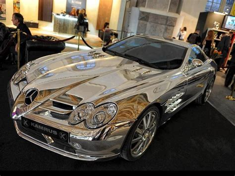 car made of real gold and diamond amazing facts