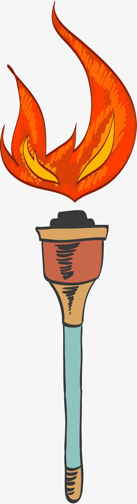 torch torche dessin de peints 224 la flamme br 251 le png et vecteur pour t 233 l 233 chargement gratuit