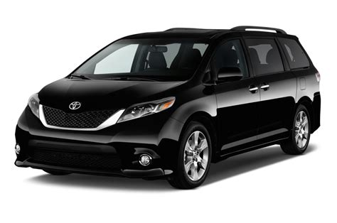 Van Cars : 2016 Toyota Sienna Reviews And Rating
