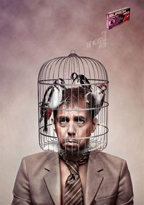 Ibuprom pájaros carpinteros | Print ads, Creative ...