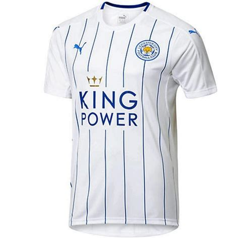 Leicester city football club is a professional football club based in leicester in the east midlands, england. Maillot de foot Leicester City FC troisieme 2016/17 - Puma ...