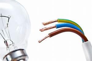 comprendre l39installation electrique With couleur cable electrique neutre