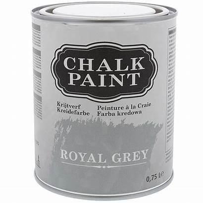 Action Krijtverf Grey Meubels Verven