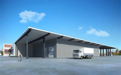 Türen Garage by Stahlhallen Aus Polen Fertighallen Firmen Tipps Und