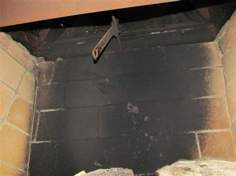 soot  creosote build   fireplace buyers