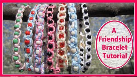 friendship bracelet  easy kids craft