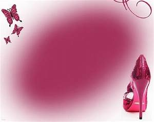 Pink Shoe - Fashion & Entertainment Background Wallpapers ...