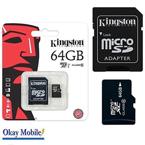 original kingston microsd karte speicherkarte  gb fuer